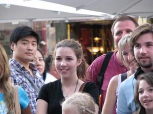 Interés, Viena 2009